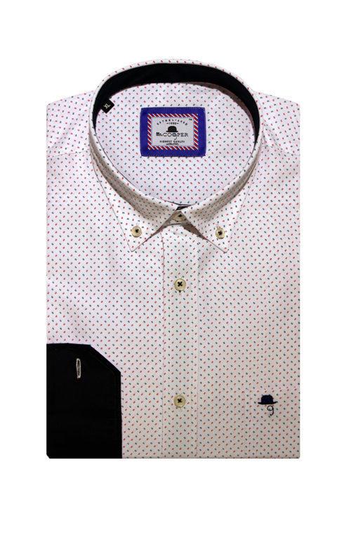 Camisa-Mr-Cooper-estampado-bicolor