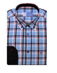 Camisa-Talenti-Jeans-cuadros-azul-y-rojo