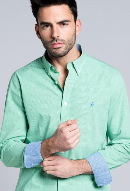 Camisa-Valecuatro-mini-vichy-verde3