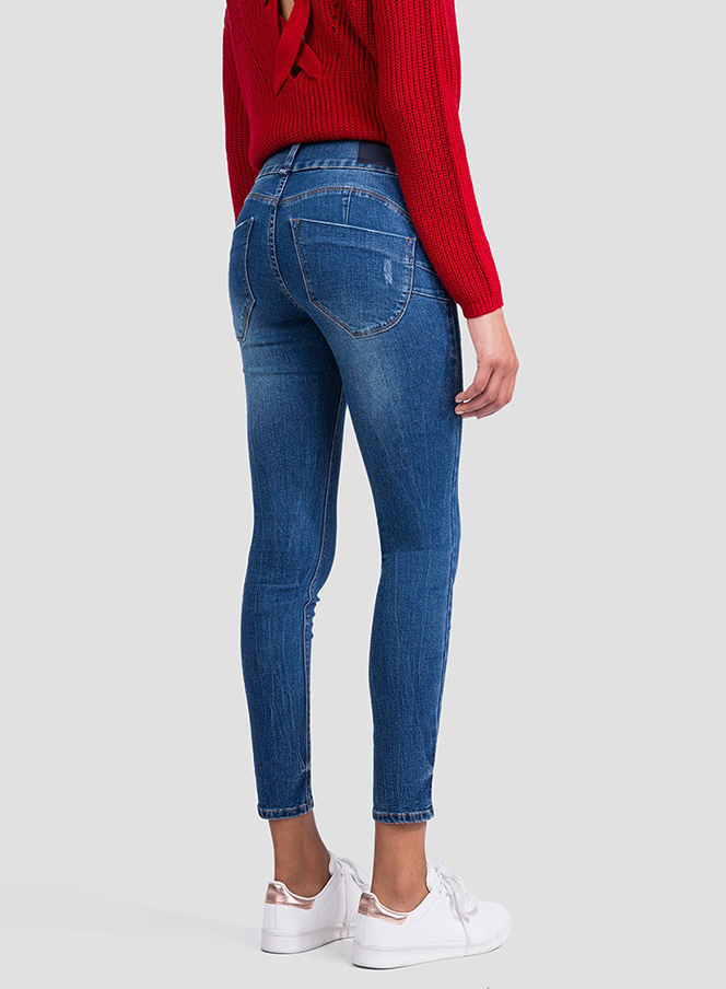 2937cd3c9d6 Pantalón Tiffosi double-up jeans