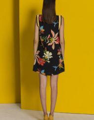 Vestido-Talenti-Jeans-negro-con-flores2