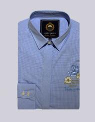 Camisa-Valecuatro-flor-azul