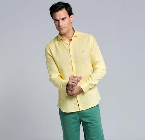 Camisa-Valecuatro-lino-amarillo1