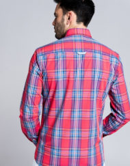 Camisa-Valecuatro-tartán-coral3